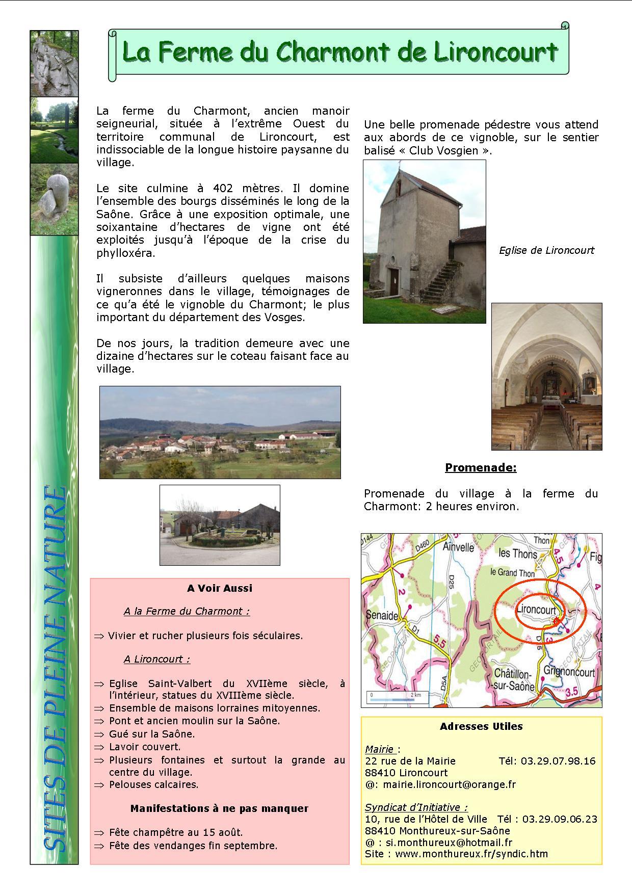 Lironcourt